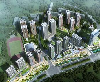 广西西城时代楼盘