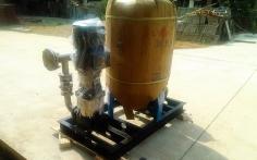 罐式单泵变频供水设备