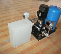 气压式单泵变频供水设备