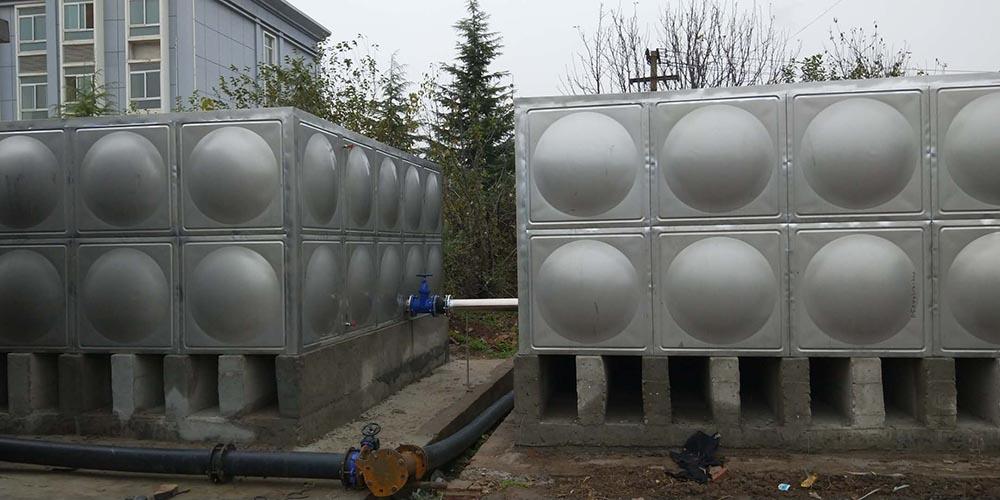 2019不锈钢水箱