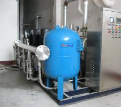 无负压分区变频供水设备