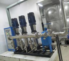 二次恒压变频供水设备